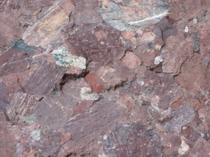 Would you not like to use this conglomerate for your floor tiles?