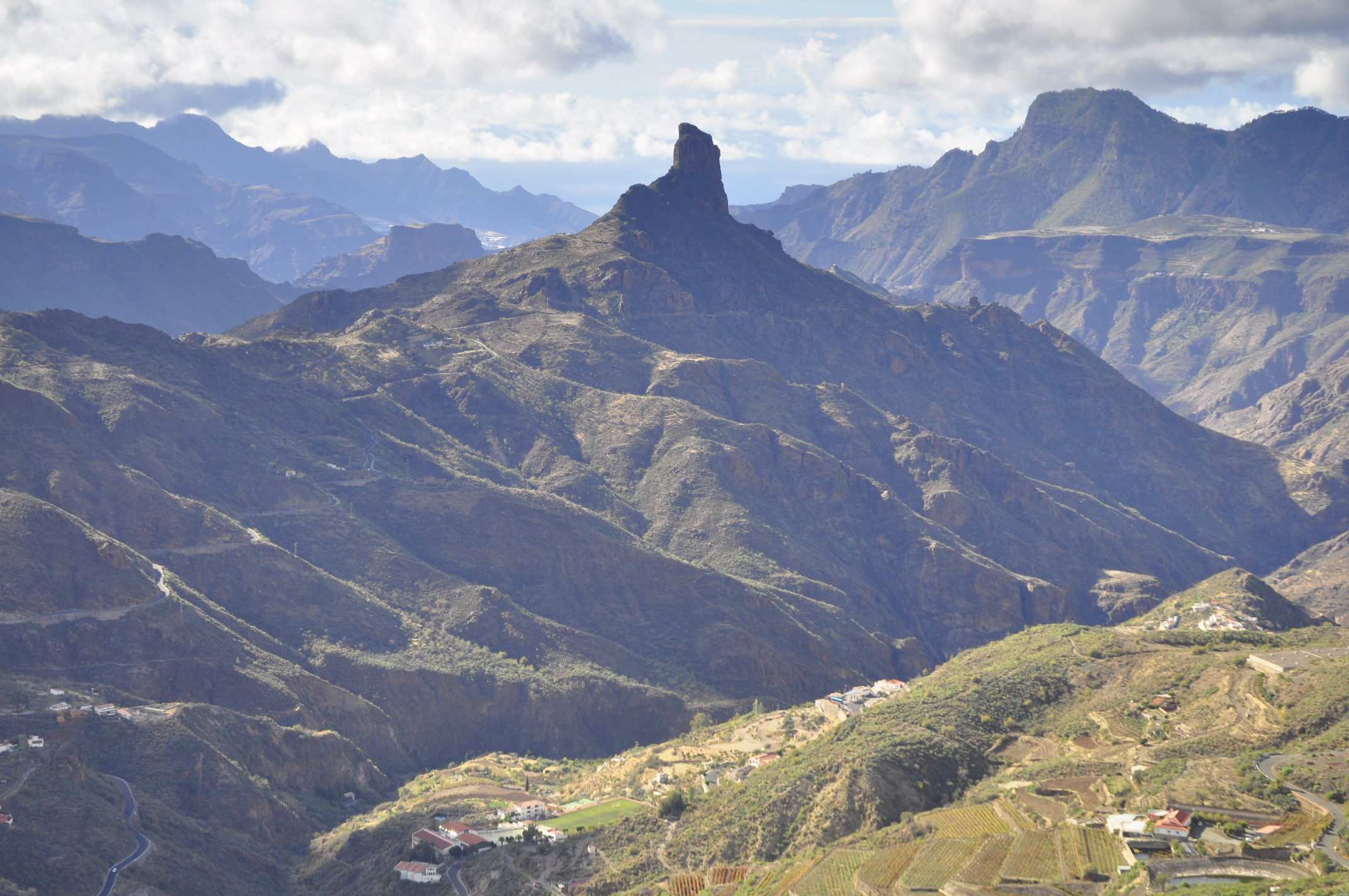 Gran canaria the miniature continent adventures in - Standing canarias ...